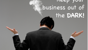 5 tips to help keep your business out of the dark