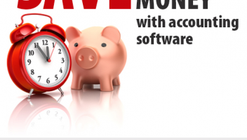 5 ways to save time and money with accounting software