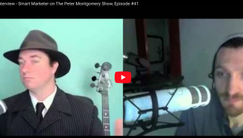 Ezra Firestone Interview - Smart Marketer, Episode #41 On The Peter Montgomery Show