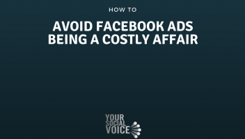How To Avoid Facebook Ads Being a Costly Affair