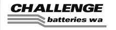 Challenge Batteries