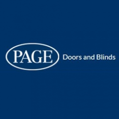 Page Doors and Blinds