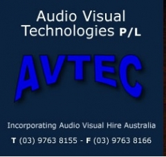 Audio Visual Technologies P/L
