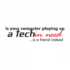 A tech In Need