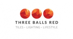 Three Balls Red