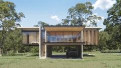 J. Zauss House