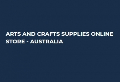 Arts and Crafts Supplies Online Australia,,,, NSW 2086