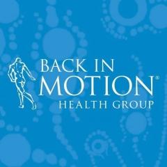 Back In Motion - Blackburn