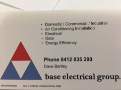 Base Electrical Group