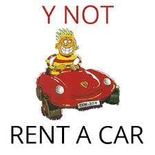 Y Not Rent A Car