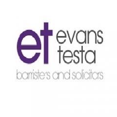 Evans Testa Lawyers