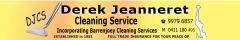Derek Jeanneret Cleaning