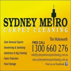 Sydney metro carpet cleaning