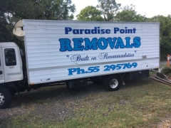 Paradise Point Removal Services