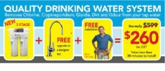 Filtered Water Solutions
