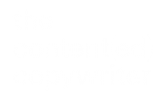 The Contented Copywriter