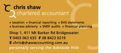 Shaw Accounting Pty Ltd