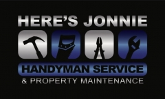 Here's Jonnie Handyman Services