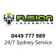 Fusion Locksmiths Pty. Ltd
