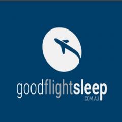 Sleepbuddy for a good flights sleep