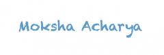 Moksha Acharya