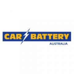 CAR BATTERIES AUSTRALIA