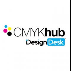 CMYKhub Design Desk