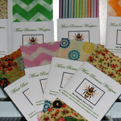 Maxi Beeswax Wrappers