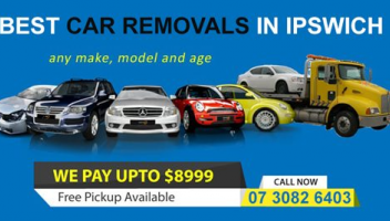 Car Removals Ipswich