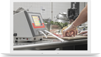 Automated Food Labeling System