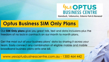 Optus Sim Only Business Plans, Optus Sim Only, Optus Sim Only Plans, Sim Only Plans
