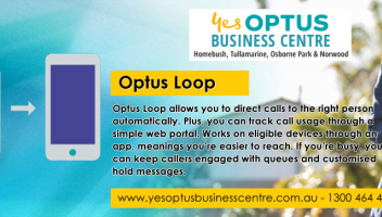 Optus Loop, Optus Loop Phone System, Loop Phone System, VoIP Phone System