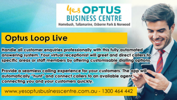 Optus Loop Live, Optus Loop Live Phone System, Loop Phone Systems for Small Business
