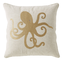 Octopus Throw Pillow profile image